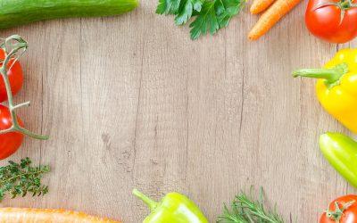 Incorpora verduras en tu alimentación y sonríele a la vida