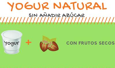 5 formas deliciosas para combinar con yogur natural (sin azúcar añadido)